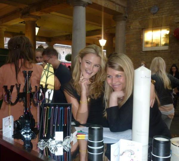 Amber Atherton  - Made in Chelsea with Natasha Leith-Smith - Allumer Designer